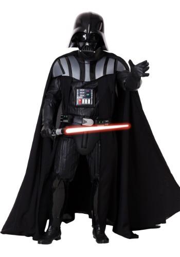 Traje auténtico de Darth Vader