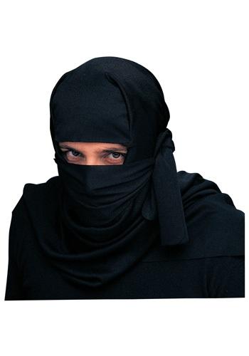 Diadema con motivos en forma de ninja
