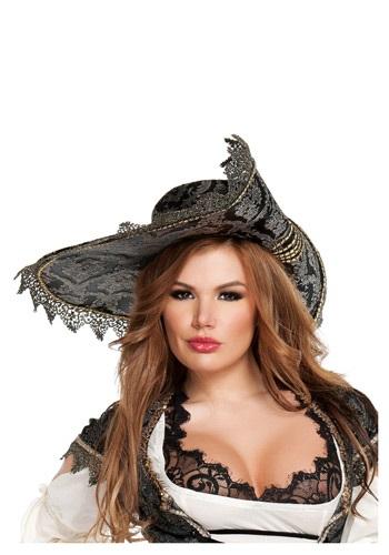 Sombrero de pirata del tesoro escondido