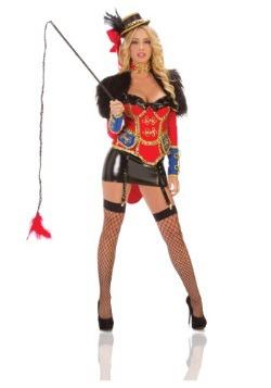 Disfraz de presentadora de circo sexy