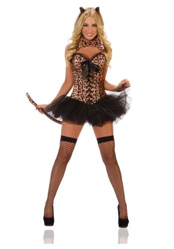Disfraz de leopardo sexy deluxe