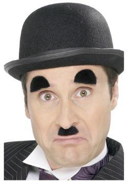 Bigote y Cejas de Charlie Chaplin