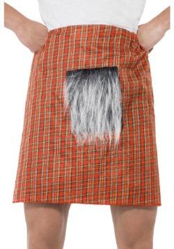 Falda escocesa clásica