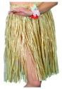 Falda hula hawaiana