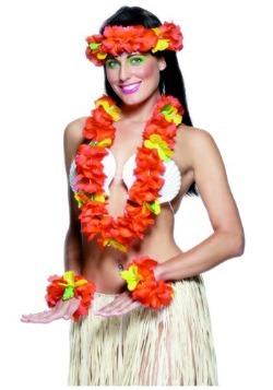 Kit de accesorios hawaianos