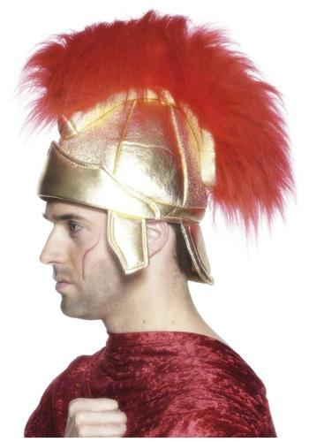 Casco de soldado romano