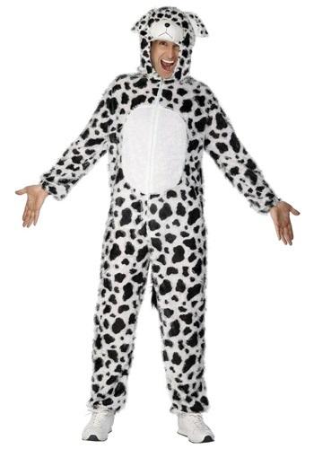 Disfraz de dálmata para adulto