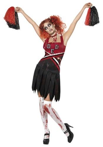 Disfraz Zombie Cheerleader