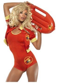 Vestido de salvavidas sexy de Baywatch