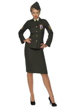 Disfraz de Oficial de Guerra sexy