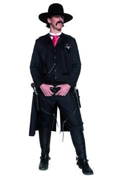Disfraz de comisario del Oeste para hombre
