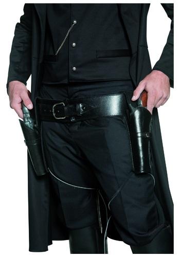 Funda de pistola de comisario del Oeste