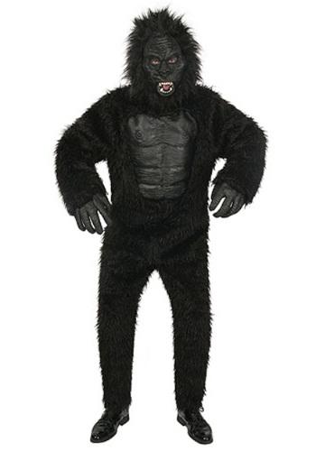Disfraz de gorilla para adolescente