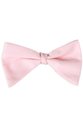 Moño de esmoquin rosa