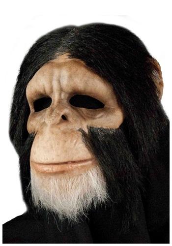 Máscara de chimpancé terrorífica