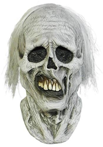 Máscara de zombi aterrador