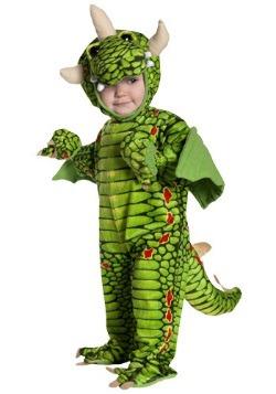 Disfraz de dragón para niños pequeños