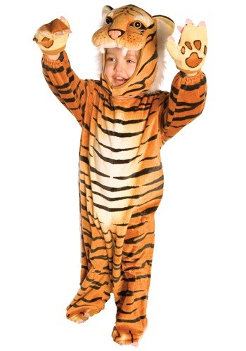 Disfraz de tigre para bebé/niño pequeño
