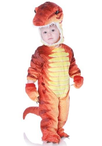 Disfraz infantil de T-Rex Rust