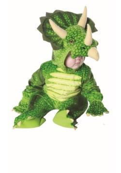 Disfraz de Triceratops para bebé/niño pequeño
