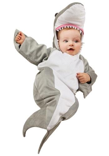 Saco de dormir de tiburón para bebé