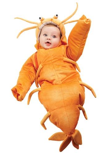 Saco de dormir de camarón para bebé