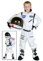 Disfraz infantil blanco de astronauta