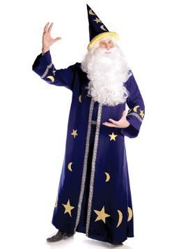 Disfraz de mago mágico para hombre