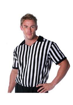 Camisa de árbitro para hombre