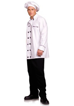 Disfraz de chef talla extra