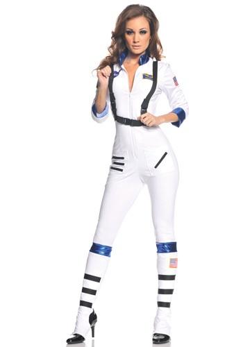 Disfraz de astronauta sexy