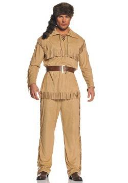 Disfraz de hombre frontera
