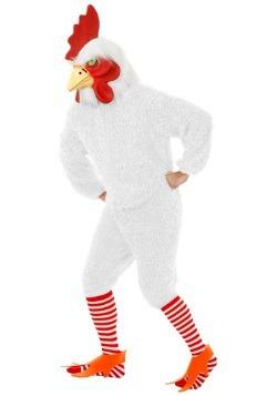 Disfraz de gallo blanco