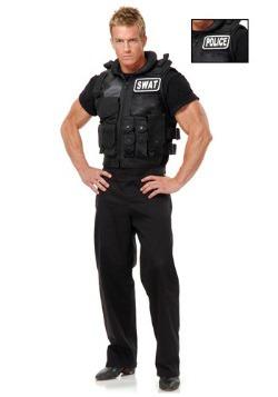 Chaleco de equipo SWAT