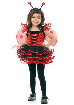Disfraz de catarina linda para niños pequeños