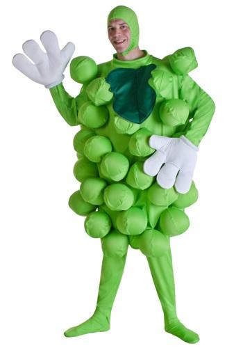 Disfraz de uvas Verdes