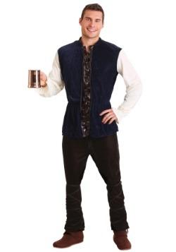 Disfraz de hombre de taberna medieval talla extra