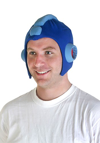 Casco de Mega Man