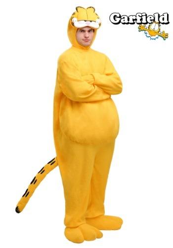 Disfraz de Garfield talla extra
