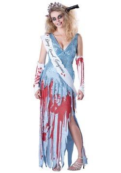 Disfraz de Reina de graduación