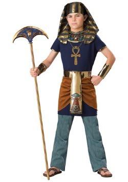 Disfraz infantil de faraón