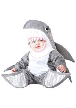 Disfraz de tiburón bobo para bebé