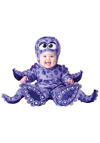 Disfraz de pulpo de tentáculos diminutos