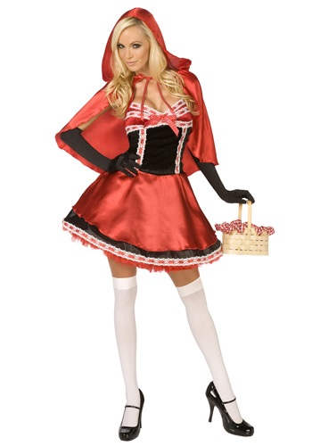 Disfraz de Caperucita Roja sexy