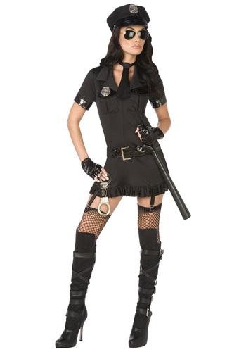 Disfraz de policía sexy y malo