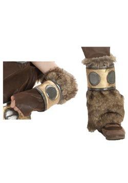 Conjunto brazo y calentadores de vikingo
