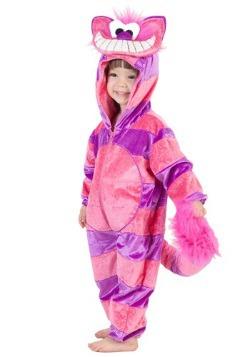 Mameluco de gato Cheshire para niños pequeños
