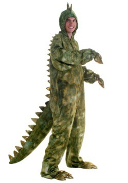 Disfraz de dinosaurio T-Rex para adulto
