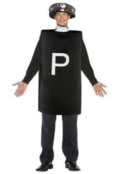 Disfraz de pimienta para adulto
