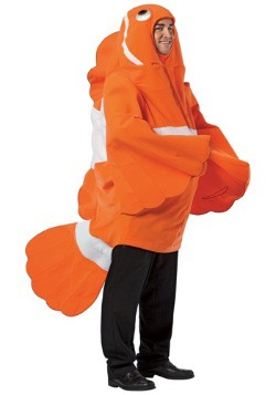 Disfraz de pez payaso para adulto